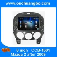 Buy cheap Ouchuangbo In Dash DVD Radio for Mazda 2 GPS Navigation Multimedia iPod Stereo Kuwait map from wholesalers