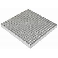 Buy cheap Stainless Steel Grating Walkway40mm Bearing Bar Pitch Twisted / Round Bar from wholesalers