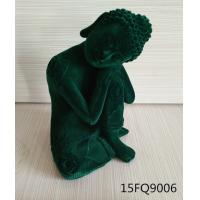 Buy cheap Resin buddha /antique buddha statue/polyresin statue of buddha/flocking buddha from wholesalers