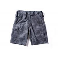 Buy cheap Outdoor Camouflage Camo Cargo Shorts Wearfirst Military Style For Summer from wholesalers
