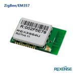 Buy cheap Ultra-compact  low-power 2.4 GhZ IEEE 802.15.4  Standard ZigBee SMD Module REX3S green from wholesalers