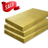 Buy cheap rock wool board insulation materials from China from wholesalers