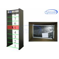 Buy cheap PG600M Door Frame Security Metal Detectors , Full Body Multi Zones Metal Detector For Subway from wholesalers