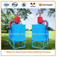 Buy cheap Small Glass Furnace For Sale from wholesalers