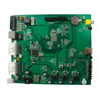 Buy cheap Professional EMS PCBA For SMT / BGA / DIP Assembly, Double Sided Prototype PCB Board Assembly from wholesalers