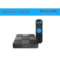 Buy cheap DOLAMEE D6 S905X Quad core Android6.0 TV Box 1G/2GB Ram 8GB Rom from wholesalers