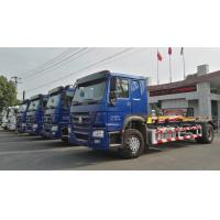 Buy cheap Diesel fuel Type  4x2 Hooklift Garbage Truck 20 Tons With Hydraulic Arm from wholesalers