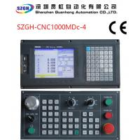 China four axes  1um precision support PLC & external MPG  for Milling CNC Controller on sale