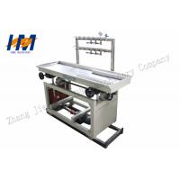 Buy cheap Double Screw Vacuum Calibration Table For PVC Ceiling Panel Decorative Plates from wholesalers