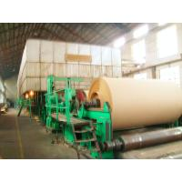 Buy cheap 1092mm paper corrugation machine, corrugated paper machine from wholesalers