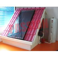 Buy cheap Split Pressurized Solar Water Heater , Thermosyphon Solar Water Heater 150 Liter from wholesalers