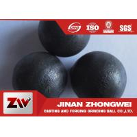 Buy cheap Performance Grinding Balls For Mining / Professional Grinding Media Balls from wholesalers
