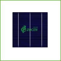 Buy cheap High Efficiency P Type Silicon Multicrystalline Silicon Solar Cell 6x6 from wholesalers