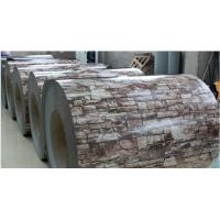 Buy cheap Galvanized Coated Steel Coils , Inner Wall Plates Painted Aluminum Coil from wholesalers