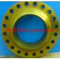 Buy cheap ASTM A182 F55/S32760/S32750 flange from wholesalers
