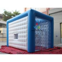 Buy cheap inflatable tent advertising outdoor tent, transparent and white display inflatable tent-293 from wholesalers
