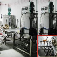 Buy cheap 2000L Cuatom Shampoo Mixer Machine With Group Stainlesss Steel Blending Tanks from wholesalers