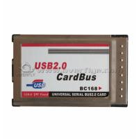 Buy cheap High Speed PCMCIA Card Adapter STOCK Plug & Play PCMCIA Wireless lan card from wholesalers