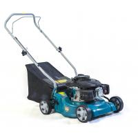 Buy cheap Hand Push gasoline Lawn Mowers , Grass Mowing Machine99cc Safe 2800rpm Rated Speed from wholesalers