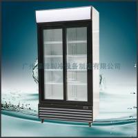 Supermarket 860L Eco Friendly Commercial Display Freezer / Cooler R404a