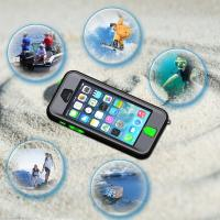 Buy cheap River Rafting 8 Meters Waterproof Case Multi Protective Case For Iphone 4 4s 5c 5s from wholesalers