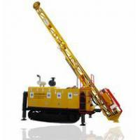 Buy cheap Ground Surface Hydraulic Drilling Rig , Track Crawler Mounted Rigs CSD1300G from wholesalers