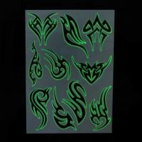 Buy cheap Glow in the Dark Temporary Tattoo from wholesalers