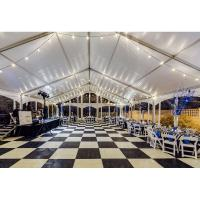 Buy cheap black and white dance floor diy wedding dance floor cost black and white dance floor for hire	wedding dance floor from wholesalers