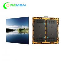 Buy cheap Inside Stage Rental LED Display Cabinet  , P5 P6.67  Full Color LED Display Board from wholesalers