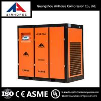 Buy cheap industrial High Quality 300 cfm Belt driven Screw Air Compressor machine prices 8 bar product