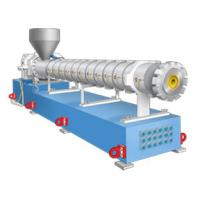 Buy cheap SJZ Series Conical Twin/Double Screw Extruder from wholesalers