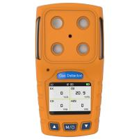 Buy cheap OC-904A portable multi gas detector, explosion-proof shell, EX,O2,CO,H2S or customized from wholesalers