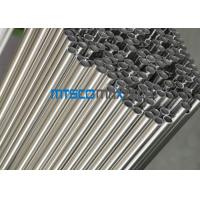 Buy cheap 1.4306 / 1.4404 Seamless Stainless Steel Sanitary Tube For Construction / Ornament from wholesalers