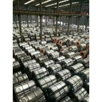 Buy cheap Hot Dip Galvanized Steel Coils , Carbon Steel Galvanized Hot Rolled Steel Coil For Container Plate product