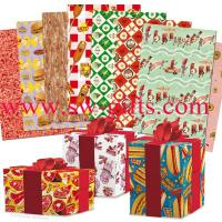 Buy cheap Metallic Christmas wrapping paper gift wrapping paper Supplier Metallic Foil from wholesalers