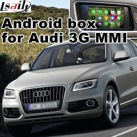 Buy cheap 2010-2015 AUDI (3G MMI) Multimedia Car Navigation System rear view cast screen from Wholesalers