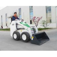 Buy cheap EPA Engine Wheel Skid Steer Loader , Side Loading Forklift Truck Narrow Aisle Lift Trucks from wholesalers