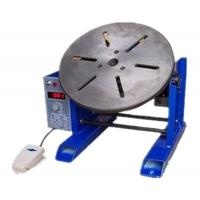 Buy cheap Fixed Rotary Welding Positioner with 1000mm Diameter Table for Pressure Vessel from wholesalers