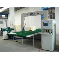 Buy cheap High Precision CNC PVC / PE 2D Foam Cutting Machine Energy Saving 6M / Min product