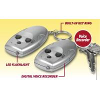 Buy cheap Digital Voice Recorder Key Chain from wholesalers