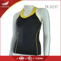 Buy cheap New design for Women's summer sports clothing gym vest from wholesalers