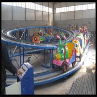 Buy cheap High quality amusement park kids mini shuttle electric cars china, mini roller coaster from wholesalers