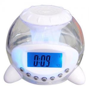 Buy cheap Alarm Clock, nature sound alarm, seven colour backlight product