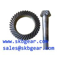 Buy cheap spiral bevel gear for Vertical Mill,Vertical mill reducer bevel gear,Vertical mill bevel gear,bevel gear custom in China from wholesalers