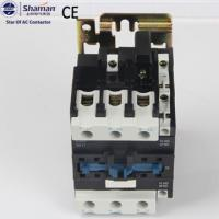 Buy cheap CE certificate AC Contactor LC1-D CJX2 5011 ac magnetic contactor Electric contactors from wholesalers