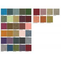 Buy cheap 34cm Width 200 Gsm Polyester Felt Fabric Underlay For Rugs / Carpets product