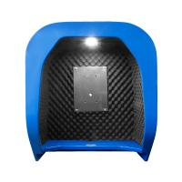 Buy cheap Vandal Proof Acoustic Phone Hood / Soundproof Phone Booth For Noisy Industry from wholesalers