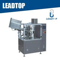 Buy cheap Servo Control Automatic Tube Filler And Sealer With External Reversal Feeding System from wholesalers