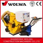 Buy cheap china made hand-push concrete shot blasting machine price from wholesalers