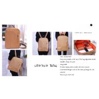Buy cheap ECO-Friendly washable kraft paper 14 inches laptop bag from wholesalers